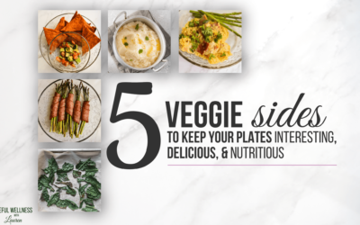 Recipes: 5 Rockstar Veggie Sides